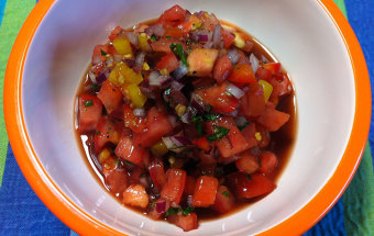 Easy and Delicioud Salsa Recipe