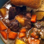 how to cook moose meat stew