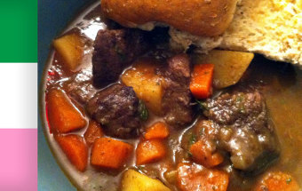 Newfoundland Moose Stew Recipe